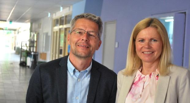 Rudolf Germes und Dr. Anna Kryscio
